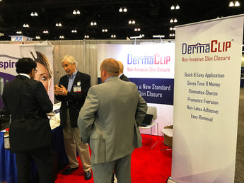 DermaClip exhibits at Plastic Surgery The Meeting