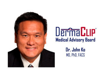 Dr. John Ko joins the DermaClip US Medical Advisory Board
