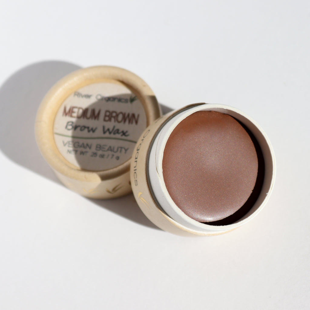 Eyebrow Wax | Medium Brown | Zero Waste