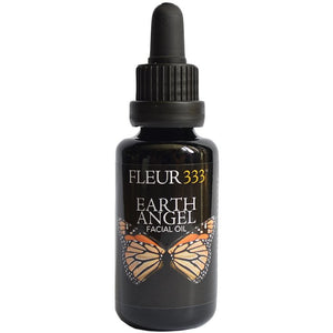 Fleur 333 - Earth Angel Facial Oil - LG Naturals, Inc.