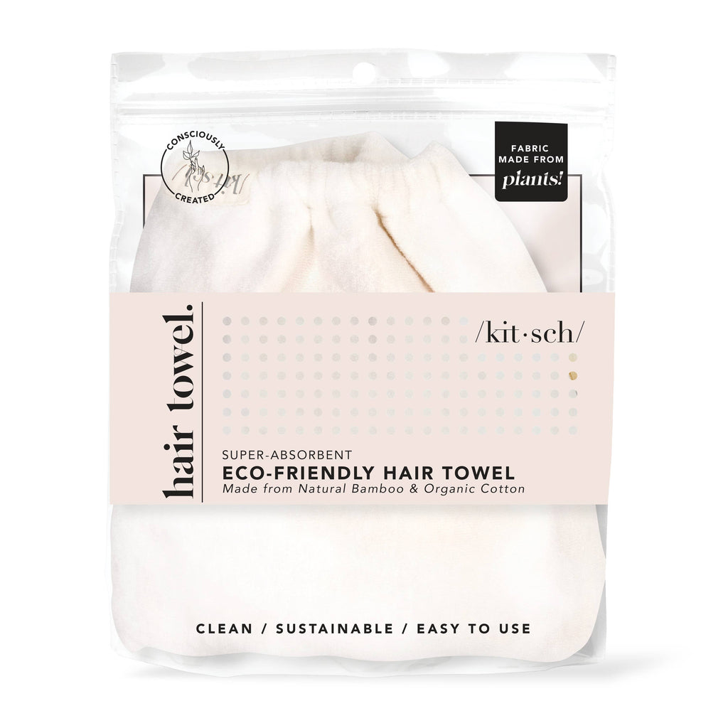 KITSCH - Eco - Friendly Hair Towel