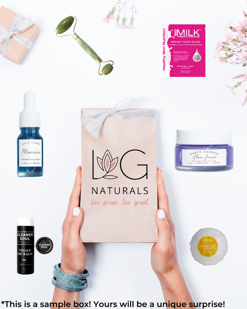 Clean Beauty Intro Box