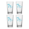Great Lakes Pint Glass Set