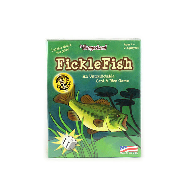Fickle Fish Game