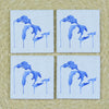 Watercolor Great Lakes Coaster Set