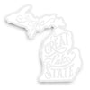 Great Lakes State Decal