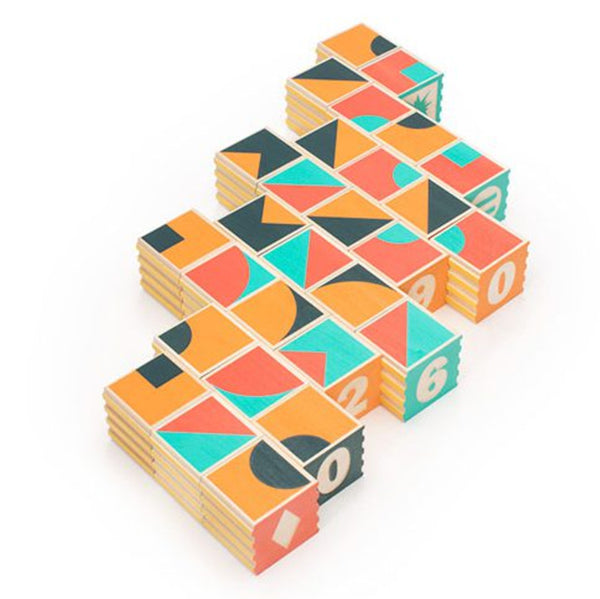 Groovie Math & Patterning Blocks