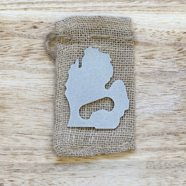 Michigan Metal Bottle Opener