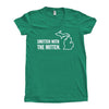 Smitten with the Mitten Women's T-Shirt