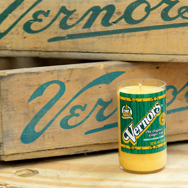 Vernor's Soy Candle