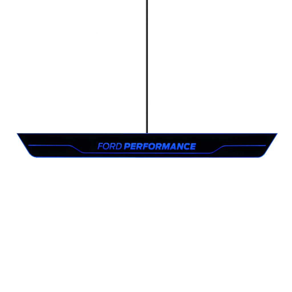 LED Ambient Door Sill | Ford Performance Edition
