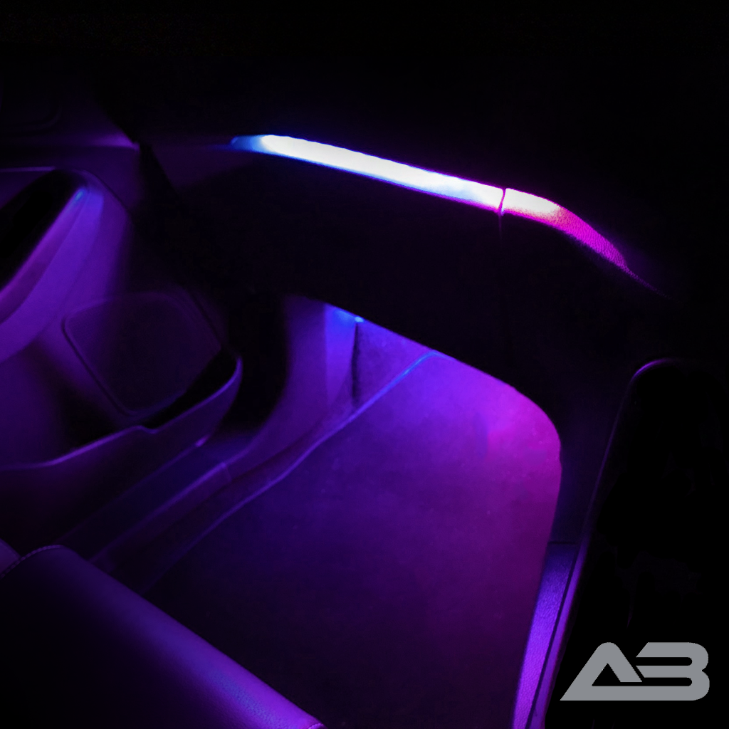LED Ambient Footwell Kit - Autobeam