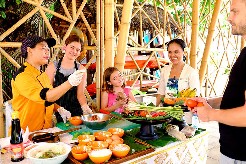 How travel can help to teach our kids to be more independent! - Cooking Class Feature Photo