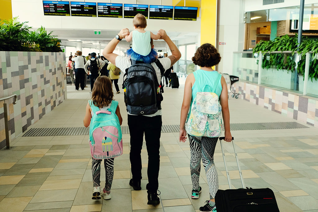 ddf3328f9a6 How to Pack your DadGear Backpack Diaper Bag for Dad