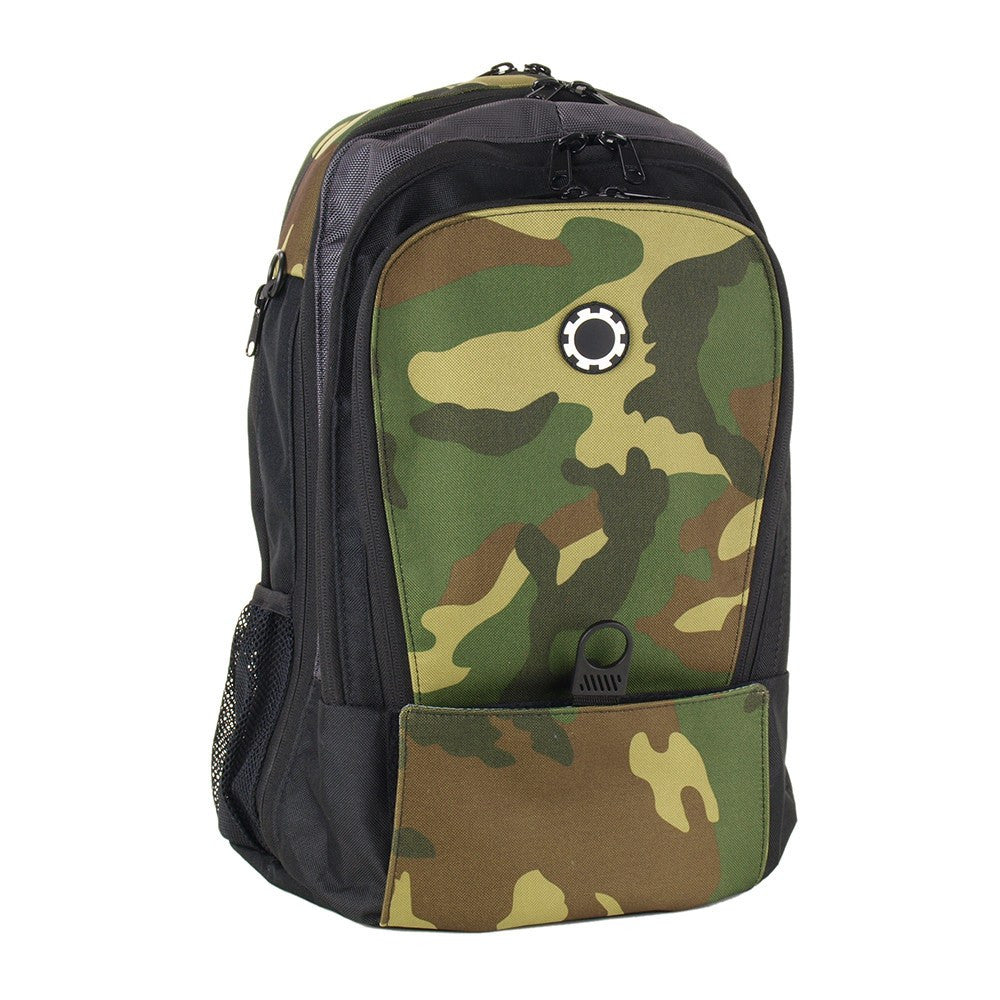 Backpack Diaper Bag  - Camouflage Woodland Camouflage