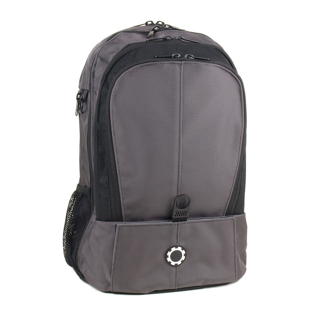 Backpack Diaper Bag  - Solid All Steel