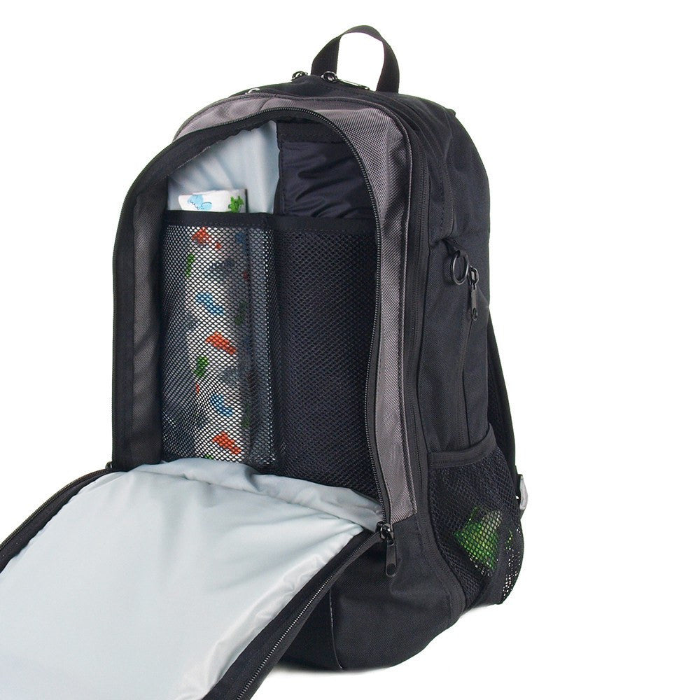Backpack Diaper Bag - 2nd Front Pocket