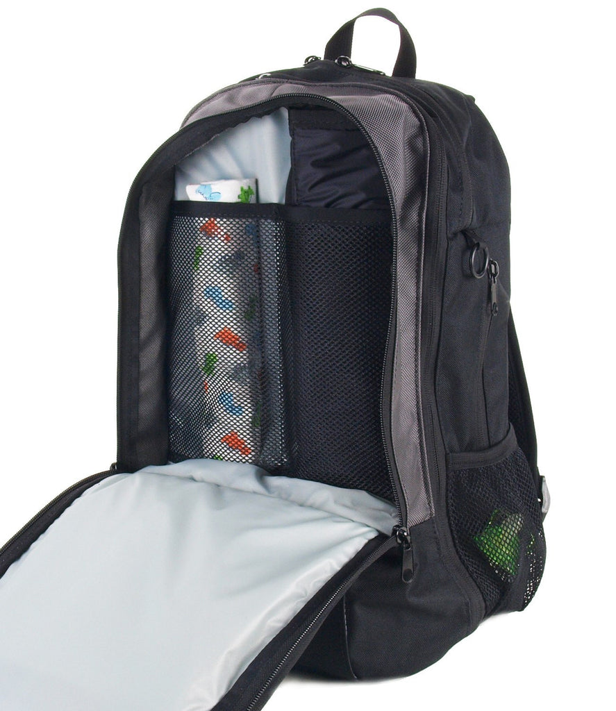 Backpack Diaper Bag  - Graphics - DadGear