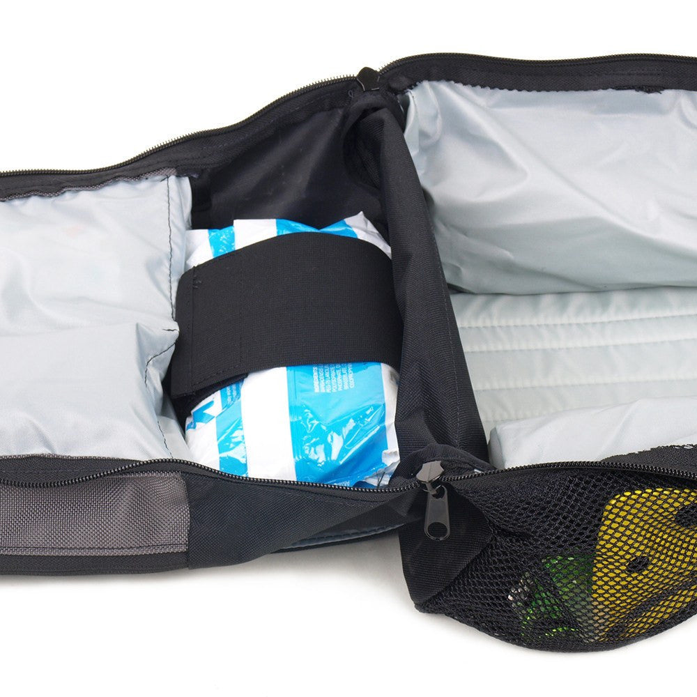 Backpack Diaper Bag - Access to Wipes Case Holder