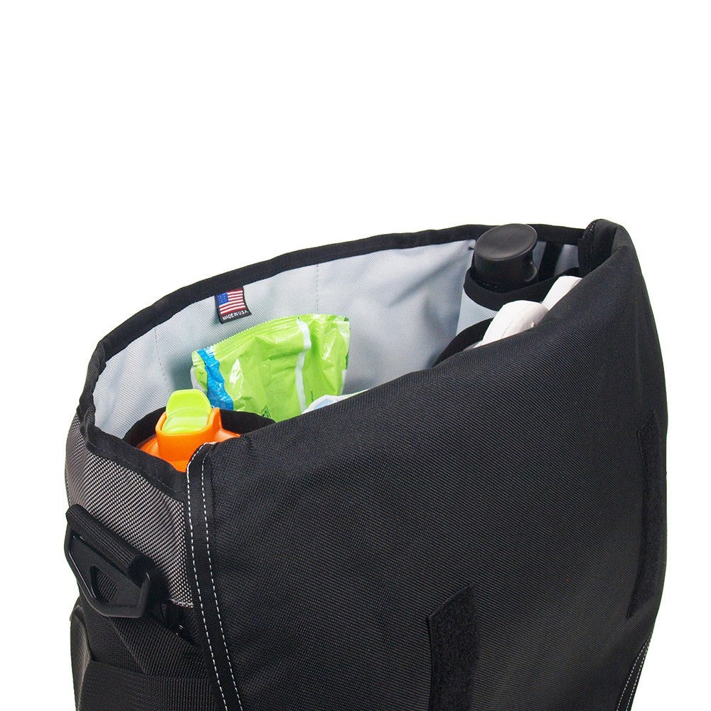 The Classic Diaper Bag - DadGear