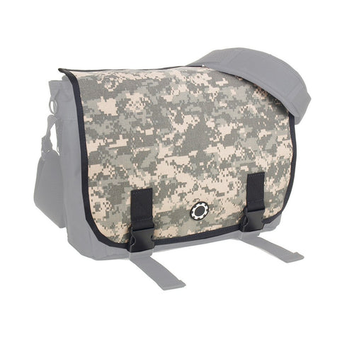 Interchangeable Messenger Flap  - Solid