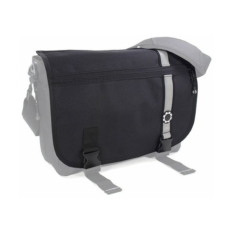 Interchangeable Messenger Flap  - Camouflage