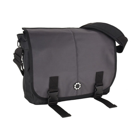 The Classic Messenger Diaper Bag