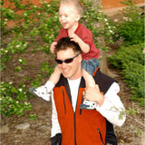 Cargo Jacket Wearable Diaper Bag - DadGear