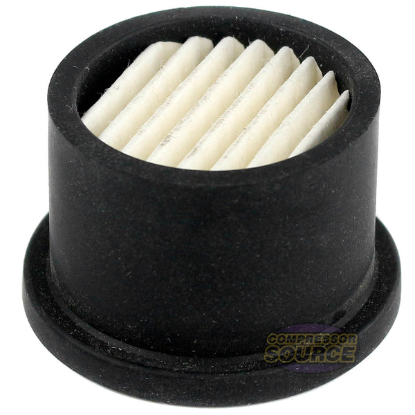 02 Solberg Pancake Style Air Compressor Paper Intake Filter Element