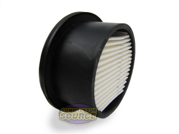 04 Solberg Pancake Style Air Compressor Paper Intake Filter Element