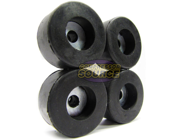 4 Pack of Rolair Air Compressor Rubber Feet OEM Replacement No. 219