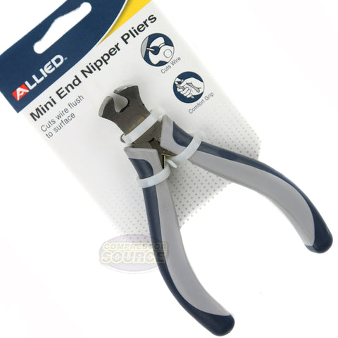 "Mini End Cutting Pliers Nippers 4"" Electrical Wire Cutter Jewelry Tool Allied"