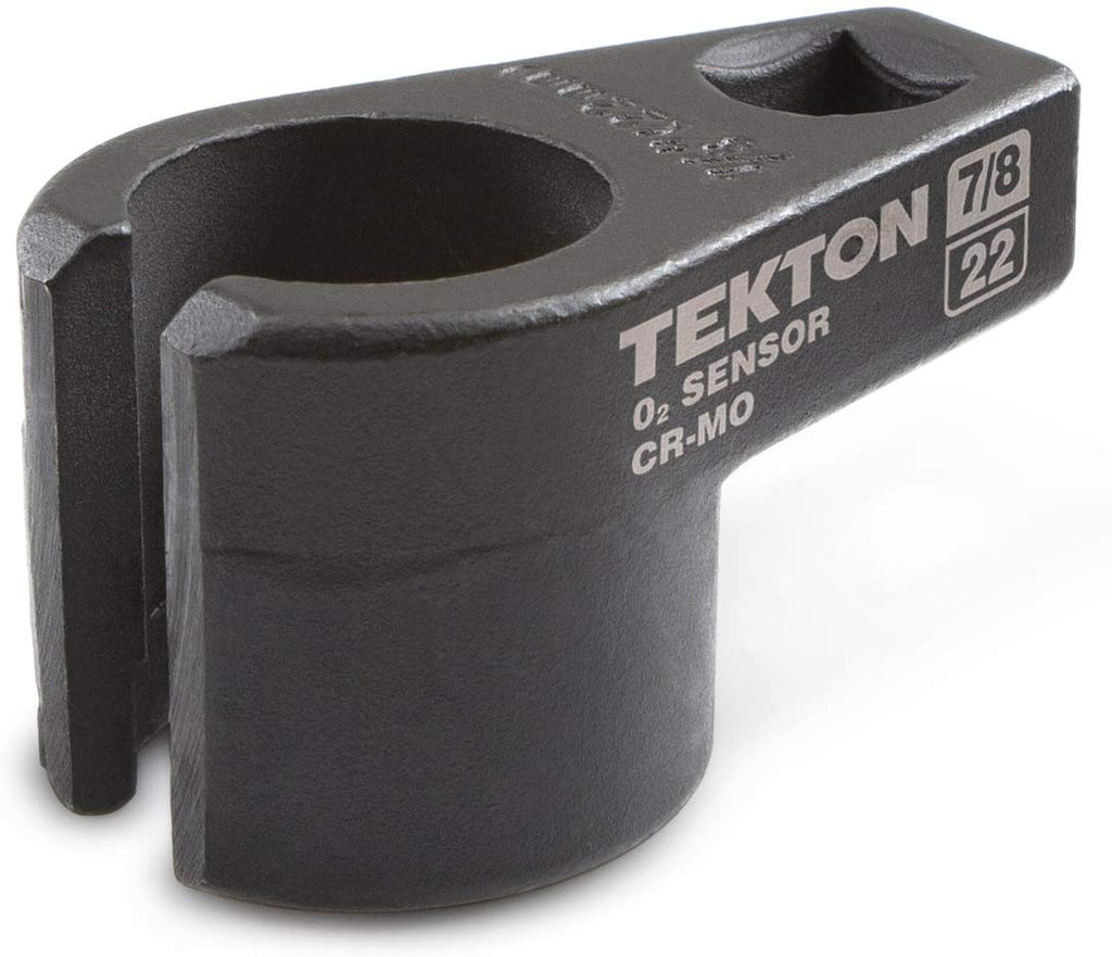 "Tekton 47749 6 Point Offset O2 Oxygen Sensor Socket 3/8"" Drive X 7/8"" Wire Safe"