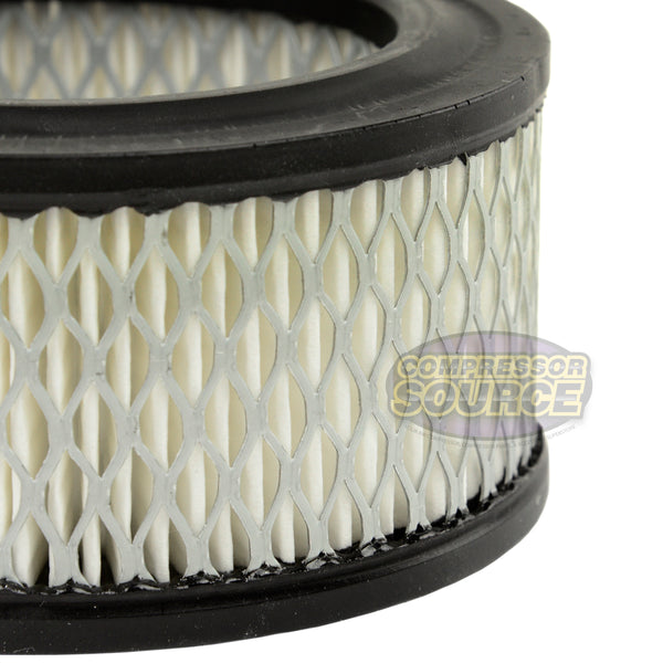 6 Air Compressor Air Intake Filter Elements #14 A424 For Ingersoll Rand Replacement 32170979