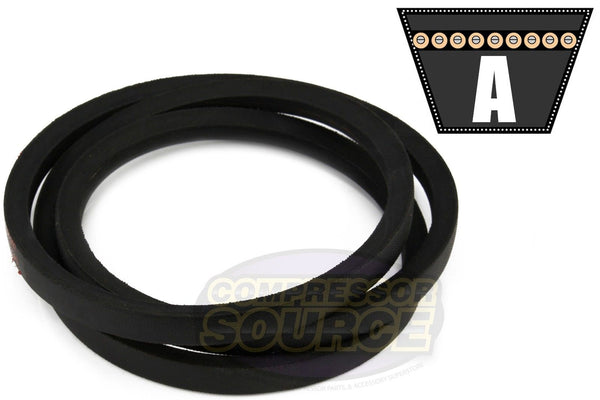 "A83 Replacement High Quality Industrial & Lawn Mower 1/2"" x 85"" V Belt 4L850"