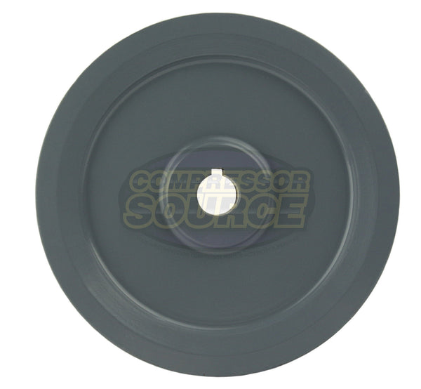 "4.75"" Cast Iron Single Groove Pulley A Belt (4L) Style 5/8"" Shaft"