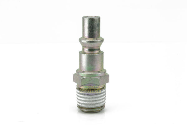 "Prevost 1/4"" Male NPT ARO Interchange High Quality Steel Coupler Plug"