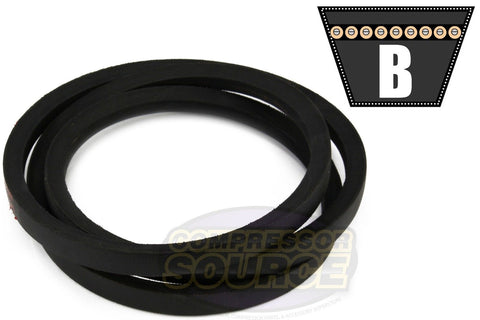 "B63 Replacement High Quality Industrial & Lawn Mower 5/8"" x 66""  V Belt 5L660"