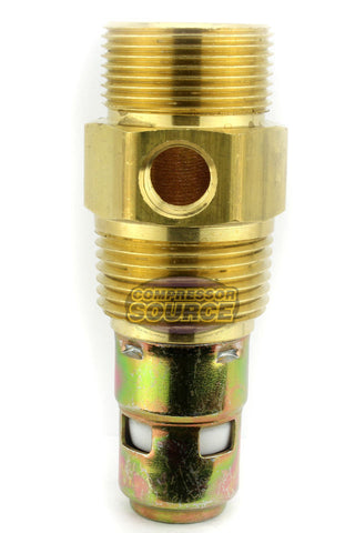 "In Tank Brass Check Valve 3/4"" Male x 3/4"" Compression"