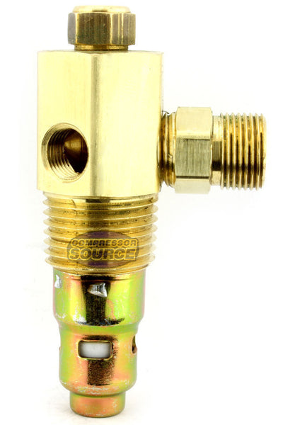 "In Tank Brass Check Valve Dewalt / Porter Cable 3/8"" x 1/2"""