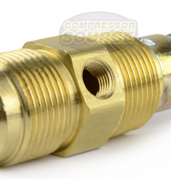 "In Tank Brass Check Valve 3/4"" Male NPT x 3/4"" Flare"