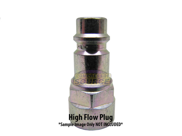 "Prevost High Flow Safety Air Coupler ESI071253 1/2"" MNPT Quality New Prevo S1"