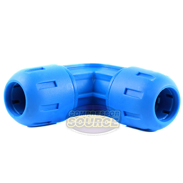 "F1003 3/4"" FastPipe Rapid Air 90 Degree Elbow"