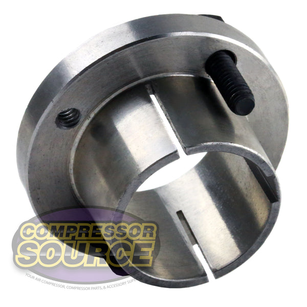 "1-3/8"" Bore H style Steel Sheave / Pulley Bushing Split Taper For Keyed Shaft"
