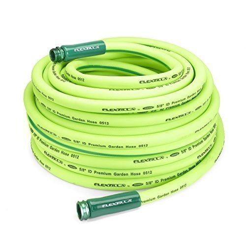 Legacy HFZG5100YW Flexzilla 5/8 X 100 Ft Garden Water Hose 3/4 GHT Standard Ends