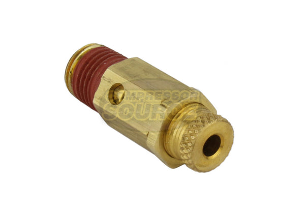 "25-50 PSI 1/4"" NPT Adjustable Air Pressure Relief Valve"