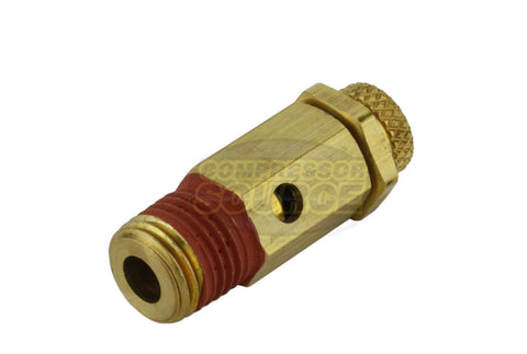 "100-150 PSI 1/4"" NPT Adjustable Air Pressure Relief Valve"