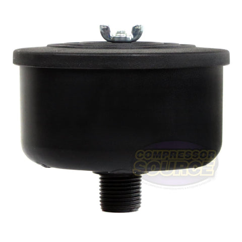 "New 1/2"" Puma Air Compressor Intake Replacement Filter And Plastic Housing"