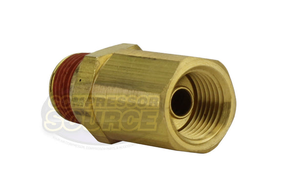 "PA-12 Load Genie 3/8"" Self Unloading Check Valve"