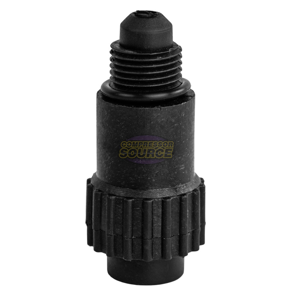 Crankcase Oil Fill Breather Vent Cap Replacement For Common Air Compressor Pumps